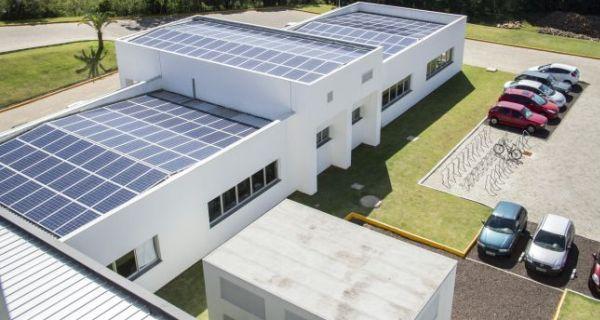 Placas fotovoltaicas instaladas