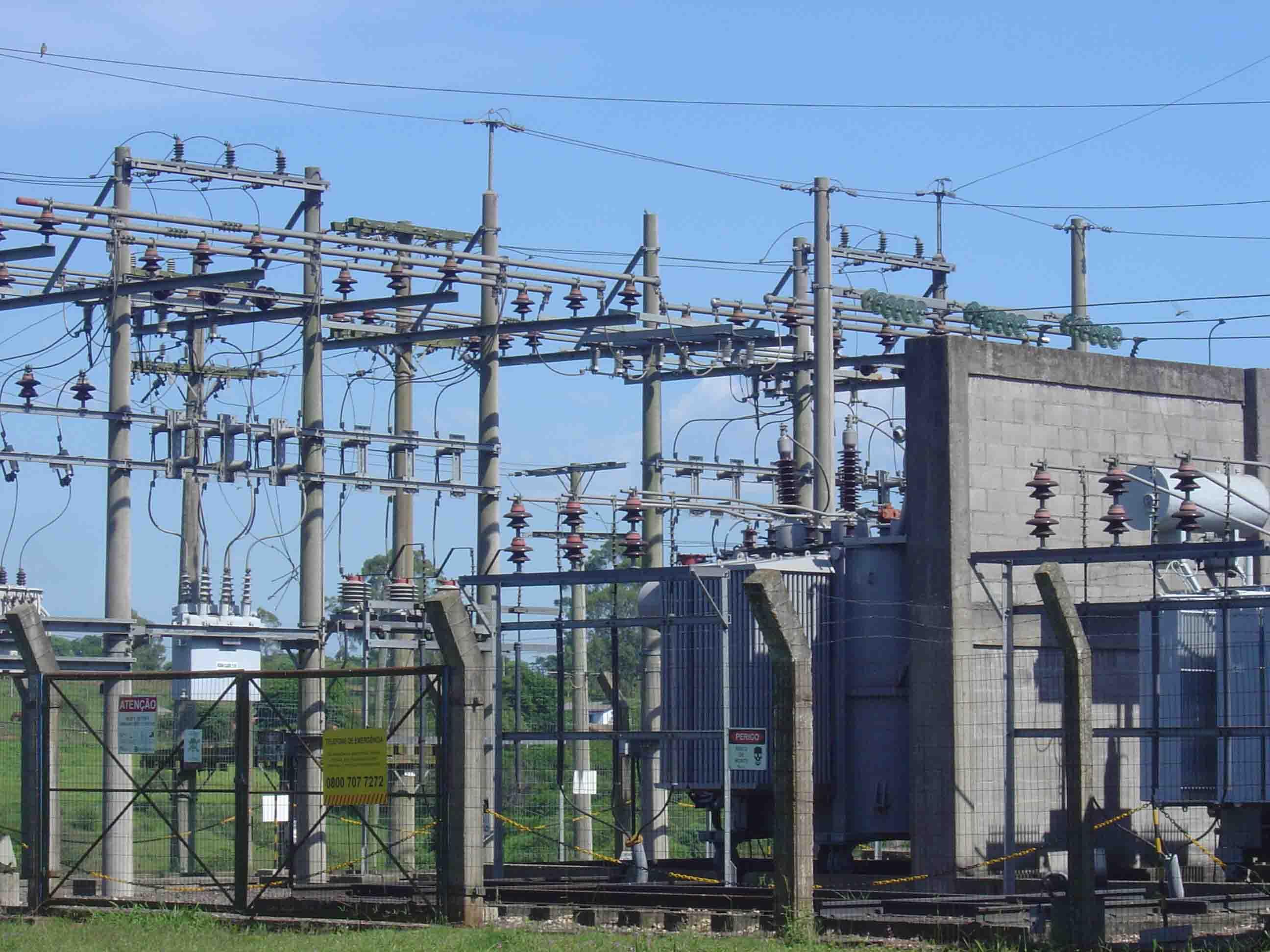 Dimensionamento de Subestação rebaixadora de 69 kV.